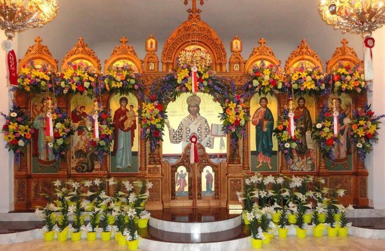 Greek Orthodox Calendar.Welcome To Our Parish Website St George Greek Orthodox Church